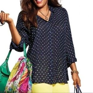 Cabi martini blouse